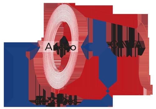 Diagrama del rollo de 2 pies