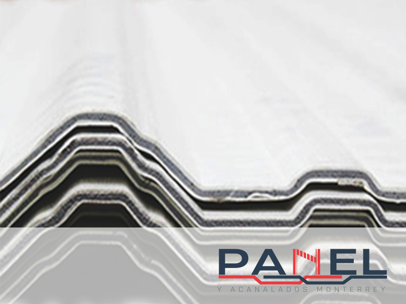 lámina tricapa de PVC